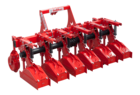 Rotary Row Crop Cultivator